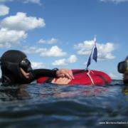 Dybdetræning 180x180 - Furesøen: Super fridykning nord for København