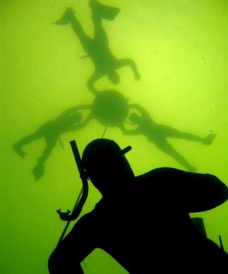 Fridykning i Furesøen Morten Villadsen 450x540 - Undervandsitetet - snorkling, undervandsjagt og fridykning