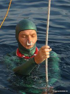 Hvilken maske til dykning skal man vælge? Måske ingen?