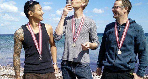 Johan Nielsen vinder DM 2015
