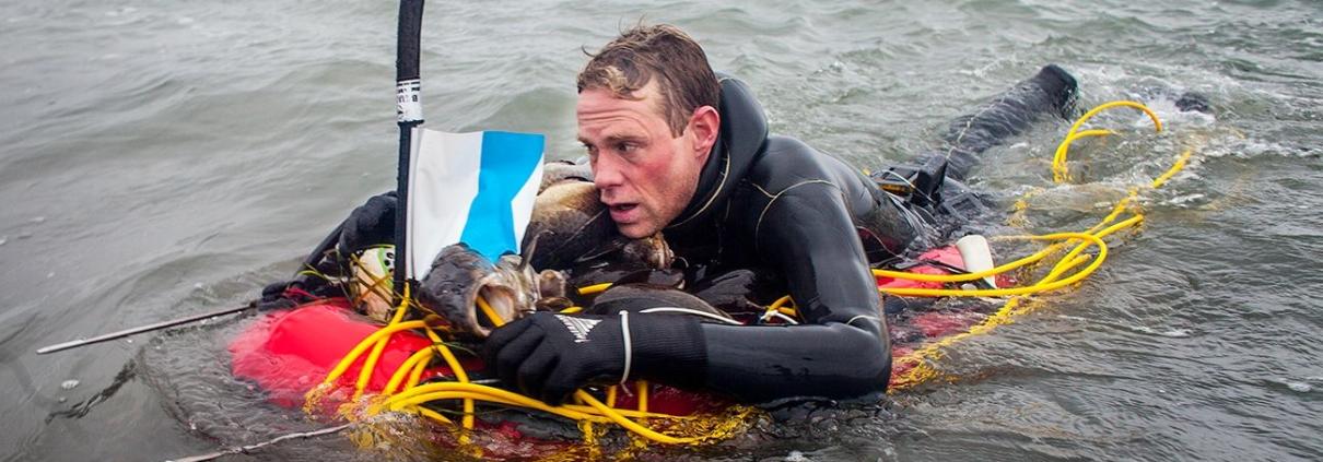 bøje til undervandsjagt