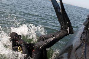 dykkerstøvler