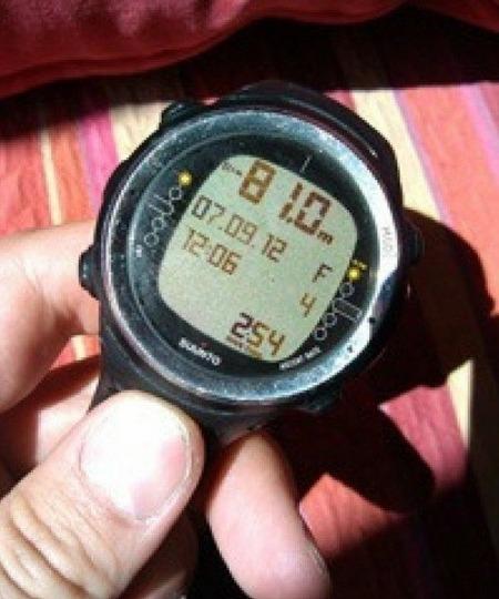 dykkeur til friydknig og uvjagt 450x540 - Dykkerudstyr