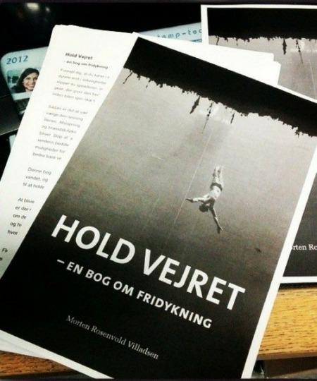 Bøger om dykning, uvjagt og fridykning