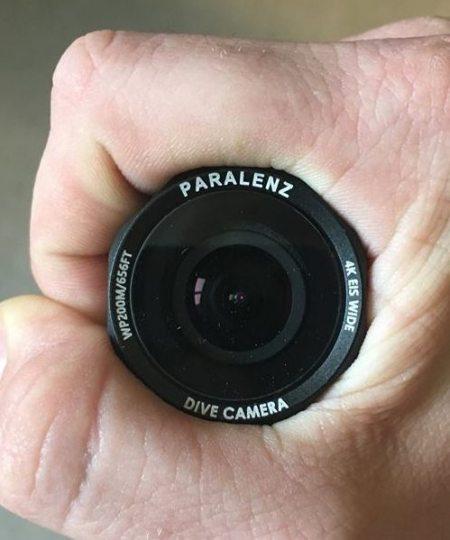 kamera til dykning