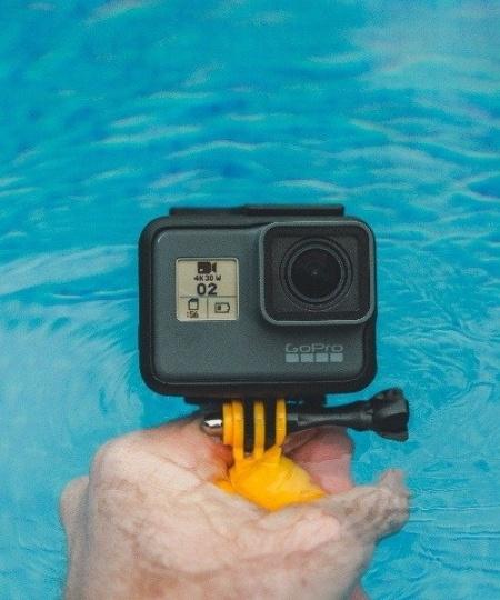 undervandskamera 500x600 450x540 - Svømmeudstyr