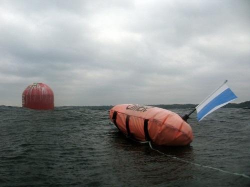 IMG 3561 1024x768 500x375 - Torpedobøje Omer Master med inderblære