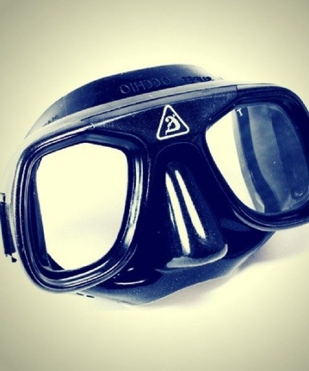 suo 450x540 - Cressi dykkermaske Superocchio