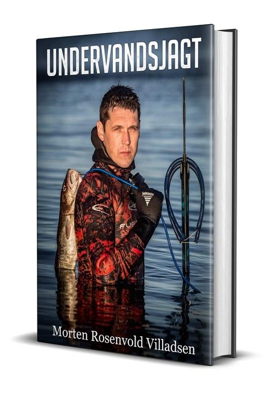 3D undervandsjagt bog 1 - Undervandsitetet - snorkling, undervandsjagt og fridykning