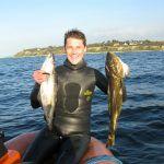 Torsk og lubbe 150x150 - Trusler mod undervandsjagt: Hummere, ål og følelser - Uvpodcast #37