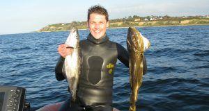 Torsk og lubbe 300x160 - Undervandsjagt fra båd - Uvpodcast #38