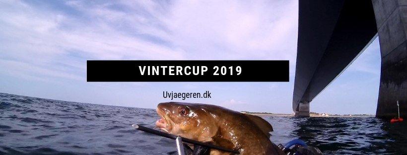 Vintercup 2019 - Undervandsjagt fra båd - Uvpodcast #38