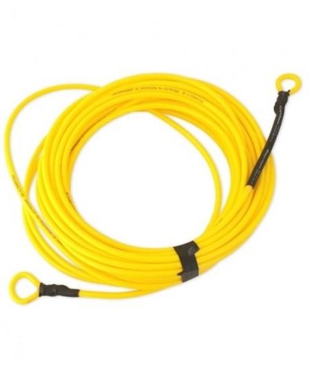 Frivannsliv gul bøjeline 10 30 meter done 450x540 - Bøje til undervandsjagt
