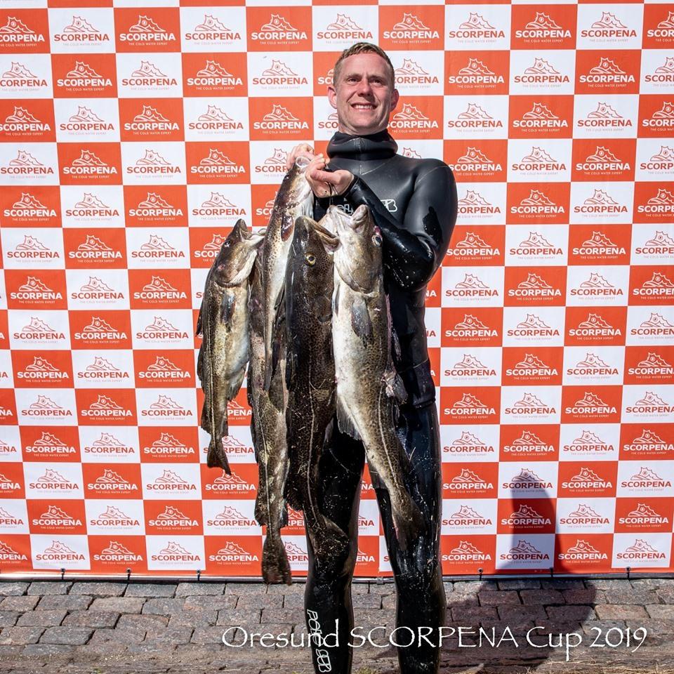 scorpena0 3 - Undervandsjagt ulykker - close calls med blæksprutter og besvimelse på vrag