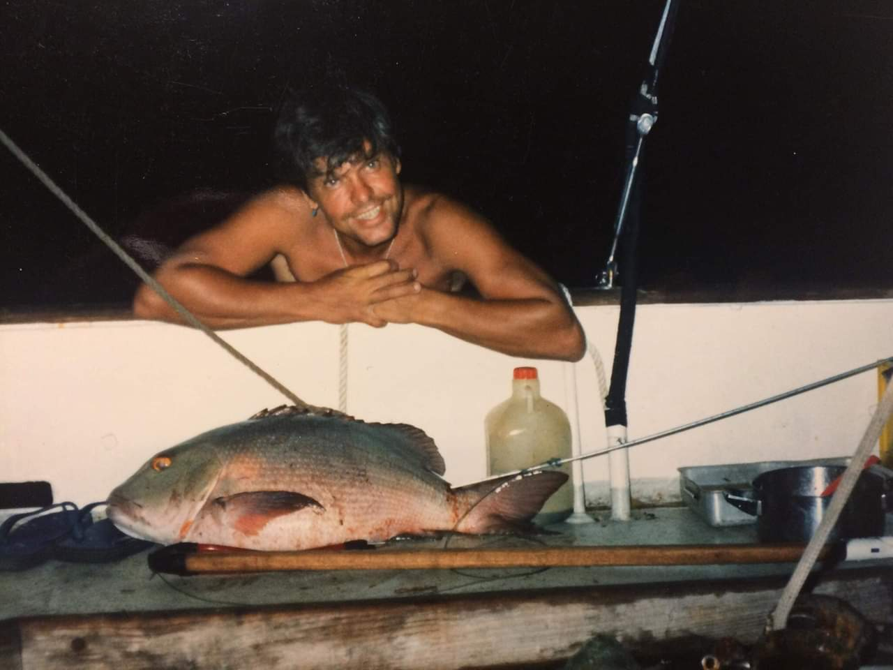 FB IMG 1567011278478 - Ib Michael - uvpodcast #47 - Mit liv som undervandsjæger