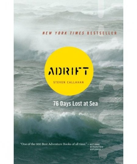Adrift Seventy Six Days Lost at Sea 450x540 - Adrift - Seventy-Six Days Lost at Sea