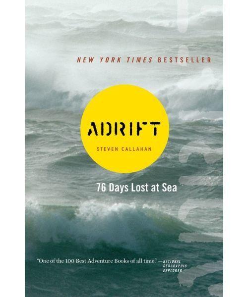 Adrift Seventy Six Days Lost at Sea 500x600 - Adrift - Seventy-Six Days Lost at Sea