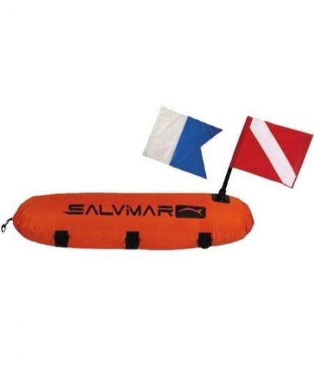 Salvimar torpedobøje 450x540 - Bøje til undervandsjagt