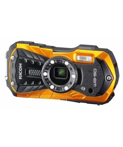 Ricoh WG 50 500x600 - Ricoh WG-50 vandtæt kamera