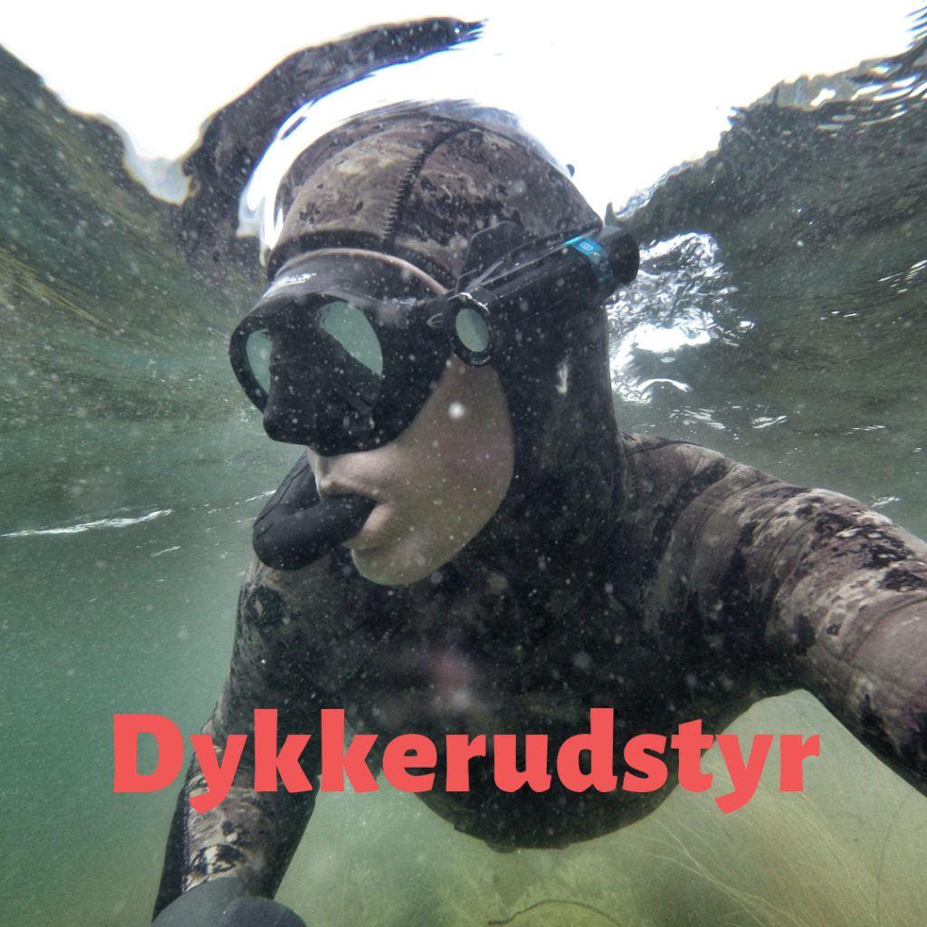dykkerudstyr