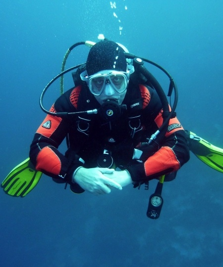scuba svømmefødder 450x540 - Dykkerudstyr
