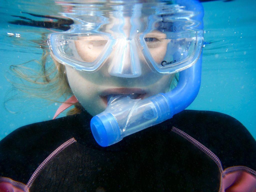 barn snorkler