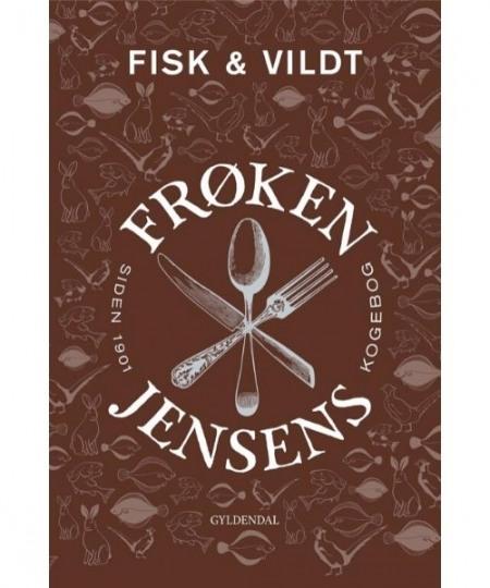 Frøken Jensens Kogebog Fisk vildt 450x540 - Frøken Jensens Kogebog: Fisk & vildt