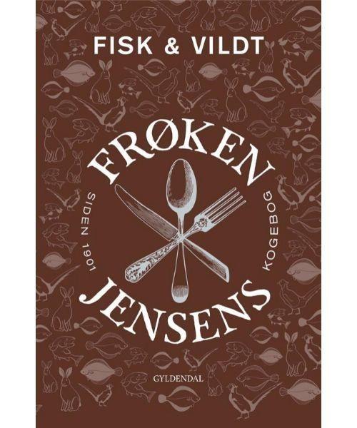 Frøken Jensens Kogebog  Fisk vildt 500x600 - Frøken Jensens Kogebog: Fisk & vildt
