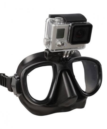 Omer Alien Action maske 450x540 - Omer Alien Action GoPro dykkermaske