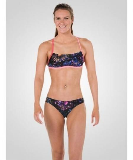 Speedo Bikini løve Crossback Sort 450x540 - Badedragt og bikini