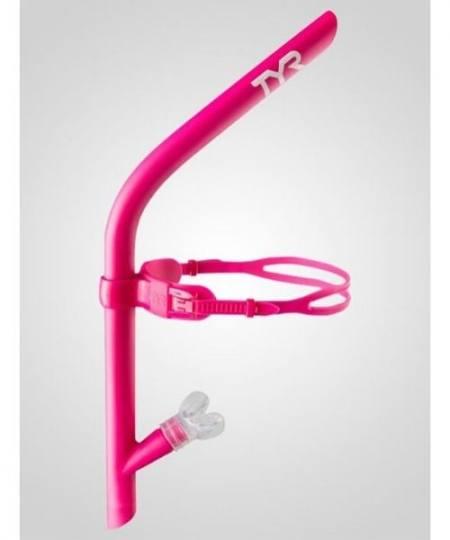 TYR Ultralight snorkel Pink 450x540 - TYR Ultralight snorkel - Pink