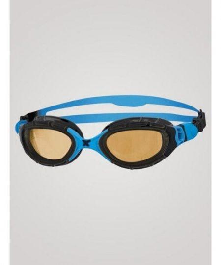 Zoggs Predator Flex Polarized Ultra Blå sort 450x540 - Dykkerbriller til dykning, svømning og open water