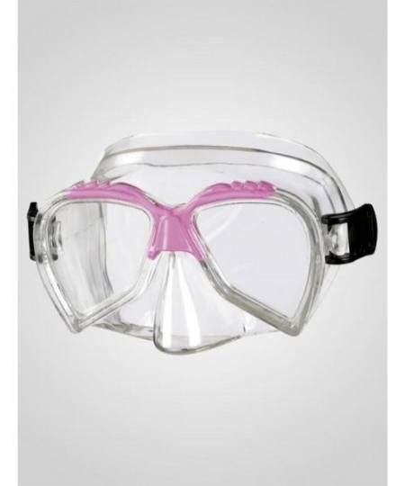 Beco Ari Dykkermaske Lyserød 450x540 - Snorkeludstyr til børn