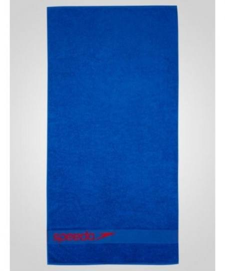 Speedo Border Towel Blå 450x540 - Speedo Border Towel - Blå