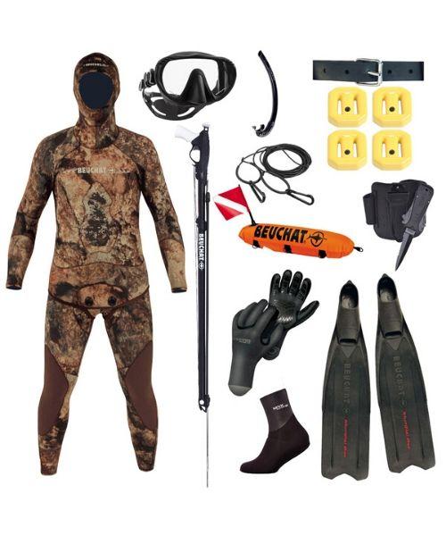 Den dedikerede UV jæger CAMO komplet - Den dedikerede UV jæger - CAMO-komplet