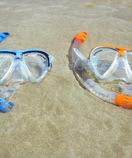 beach 2333 1920 450x540 - Snorkeludstyr, snorkling og snorkelsæt