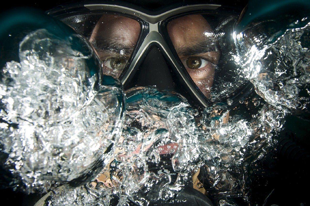 diver 666728 1280 - Dykkermasker