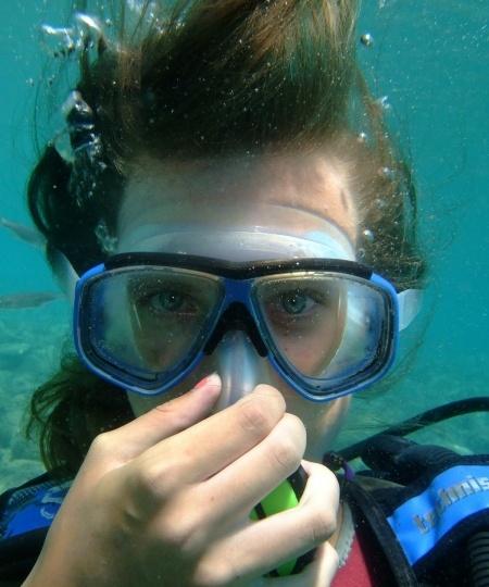 diving 496847 1920 450x540 - Dykkermaske til SCUBA
