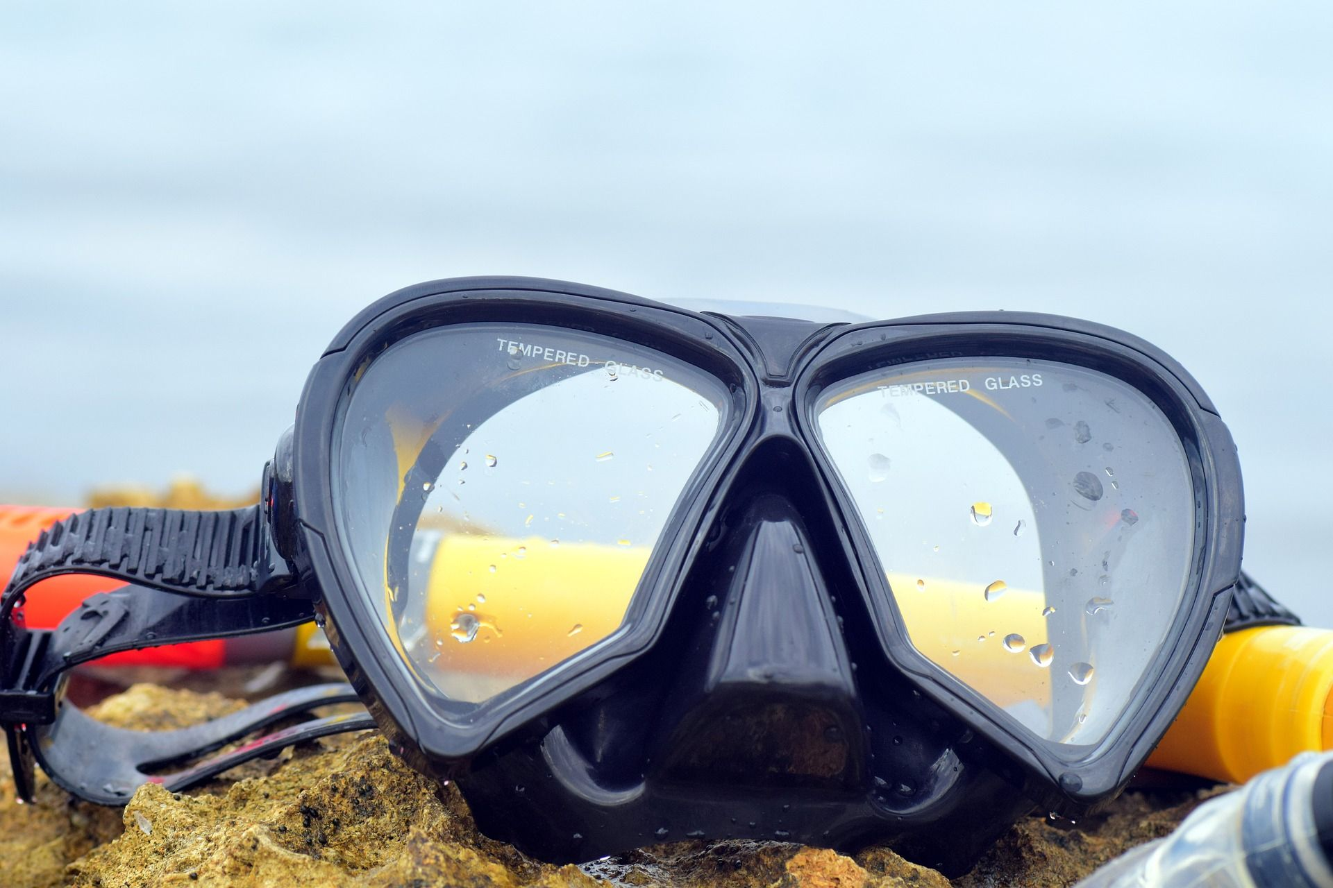 diving mask 2390958 1920 - Primotec M200 Tahiti (med styrke)