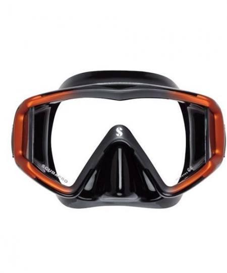Crystal VU dykkermaske 450x540 - Dykkermaske til SCUBA