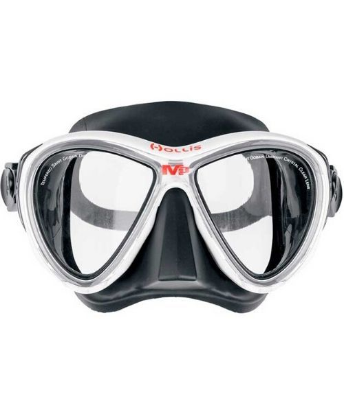 Hollis M3 dykkermaske med styrke - Hollis M3 dykkermaske med styrke
