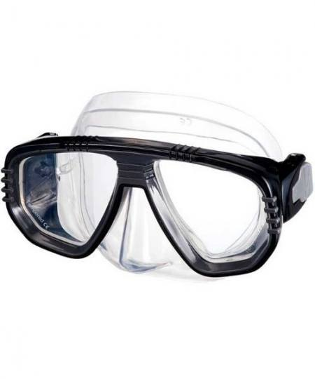 IST Corona dykkermaske med styrke 450x540 - IST Corona dykkermaske med styrke