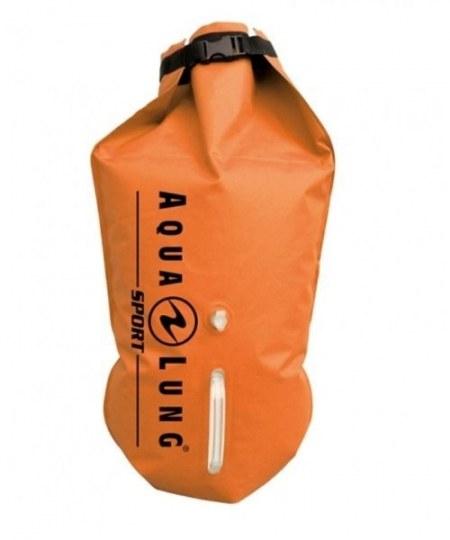 Idry bag 15 L med træksele 450x540 - Aqua Lung drybag - 15 L med træksele