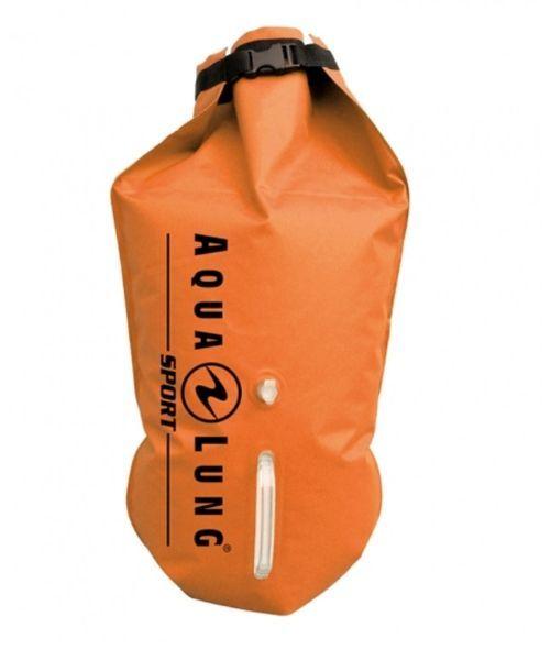 Idry bag 15 L med træksele - Aqua Lung drybag - 15 L med træksele