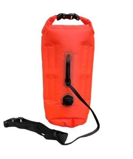 Kingfish Svømmebøje og Drybag 20L 450x540 - Svømmetasker