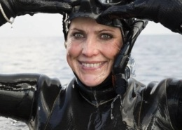 Majbritt Olsen 260x185 - Undervandsitetet - snorkling, undervandsjagt og fridykning