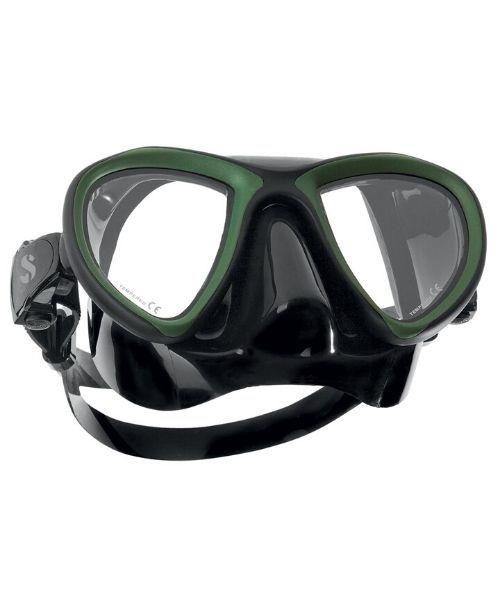 STEEL dykkermaske - STEEL Dykkermaske til uv jagt
