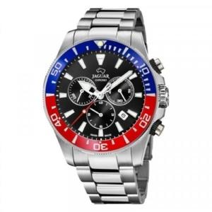 Jaguar Executive Diver chrono armbåndsur 300x300 - SEIKO Prospex PADI dykkerur med gummirem