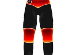 Nordic Heat Base Layer Bund 260x185 - Arena svømmeplade Limited Edition 2020 - Ducks (Gul)