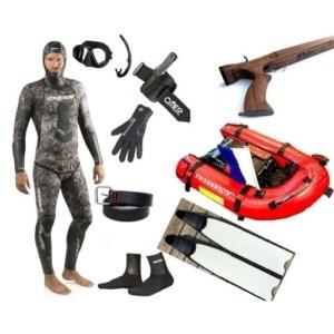 Premium Pakken Undervandsjagt 300x300 - Luksus Pakken - Undervandsjagt